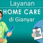 Perawat Home Care di Gianyar Bali